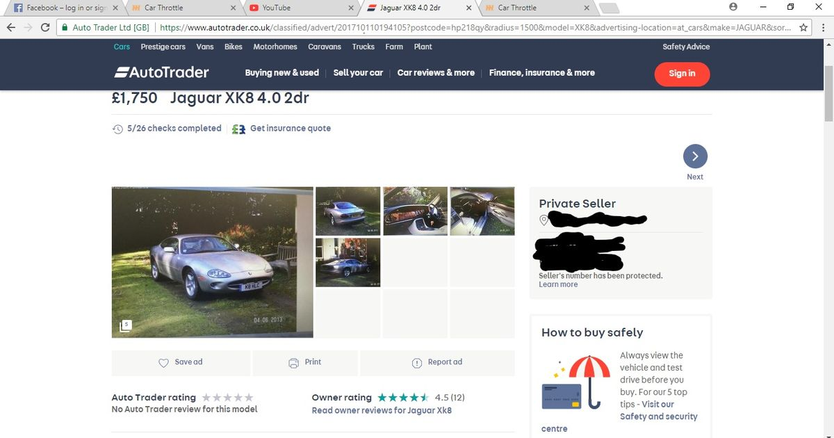 Magnificent Autotrader Used Cars For Sale Uk Adornment - Classic ...