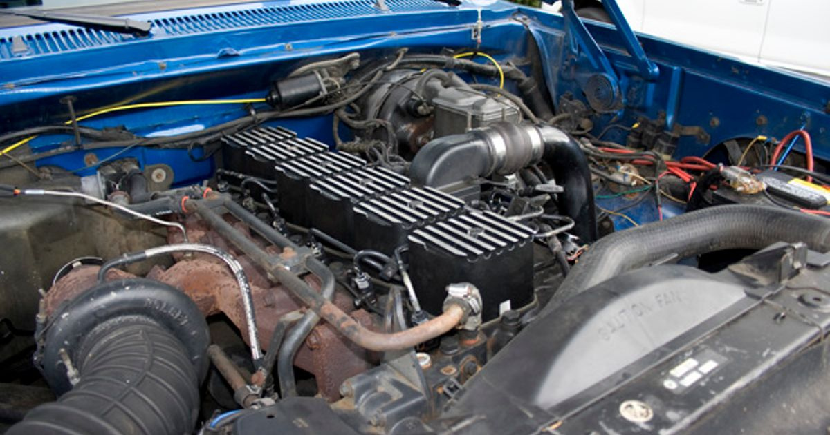 A Very Brief History Of The 12 Valve Cummins