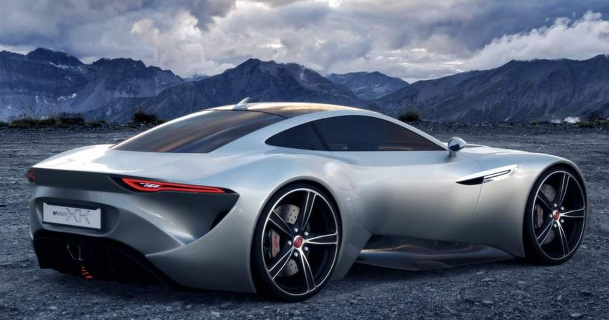 Nissan Fastest Car >> 2019 Jaguar XK looks unreal!