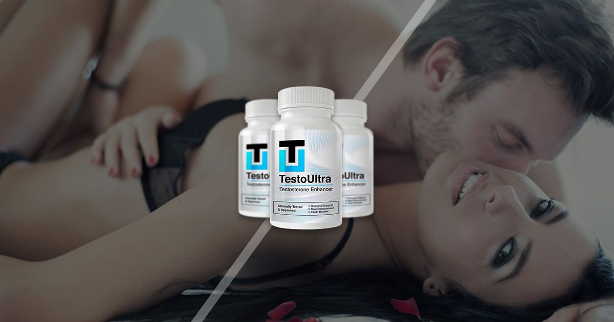 Testo Ultra: Testo Booster, Read Benefits & Side Effects