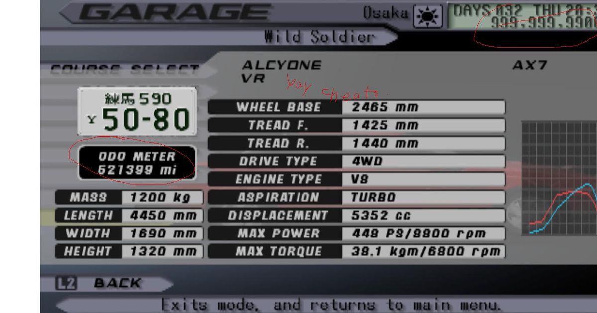 How To Add Cheats PCSX2 Pnach Method Tokyo Xtreme Racer 3