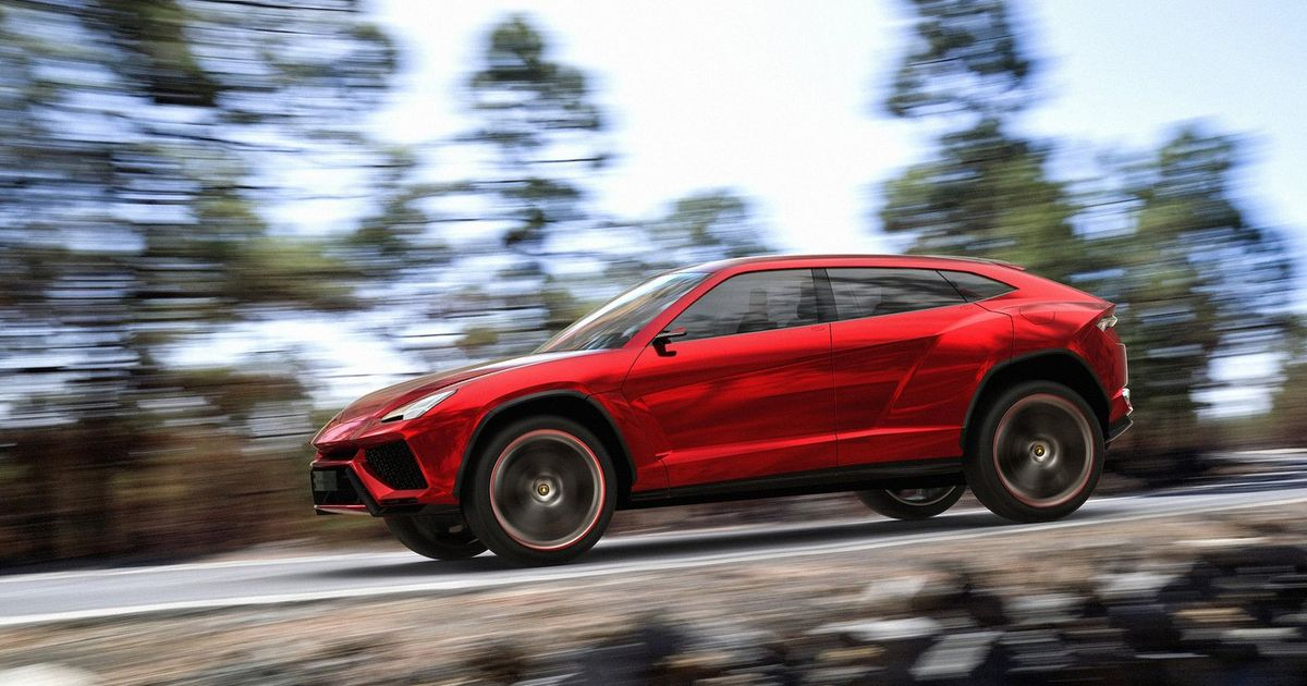 The Lamborghini Urus' 48-Volt Electrics Are An Anti-Roll Miracle on