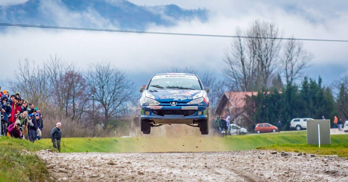 2005 Peugeot 206 Rc Peugeot Sport N3 Rally Spec 2016