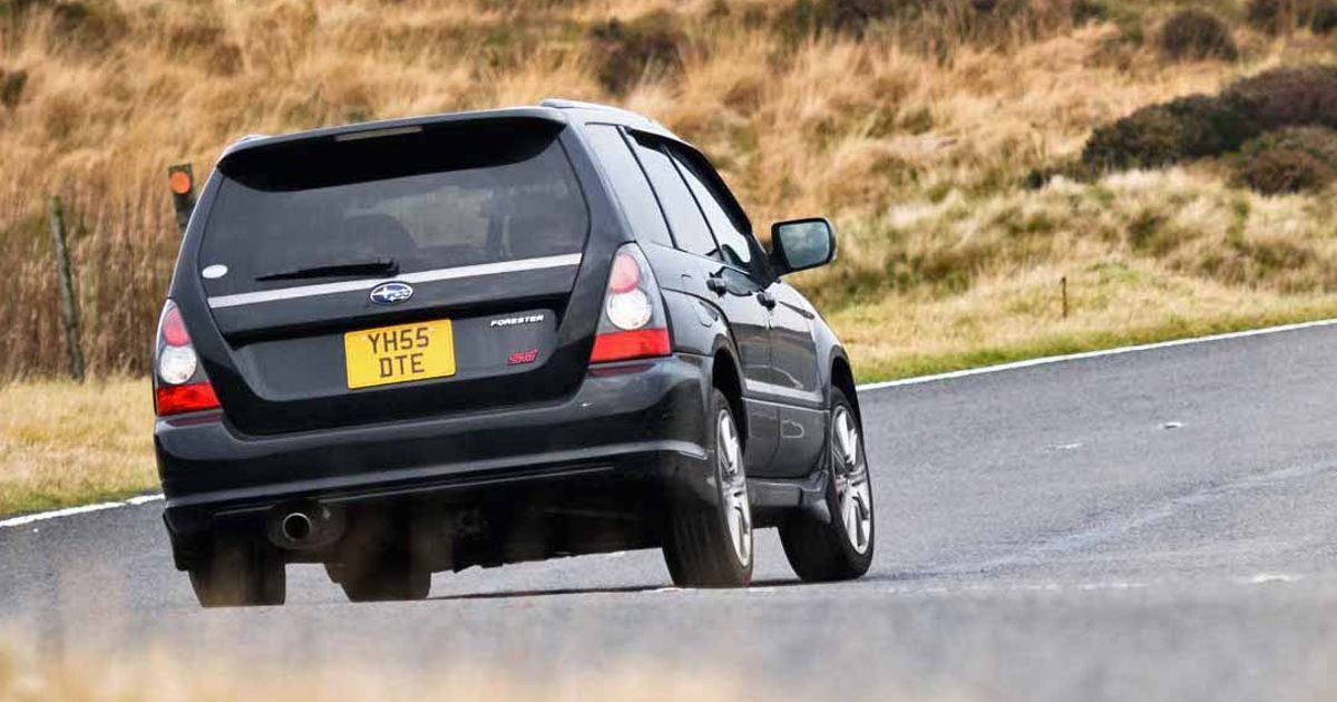 7 Things Running A Subaru Forester Sti Taught Me