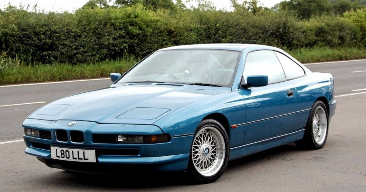 Forget The Budget Bmw 8 Series This One Was The Sultan Of