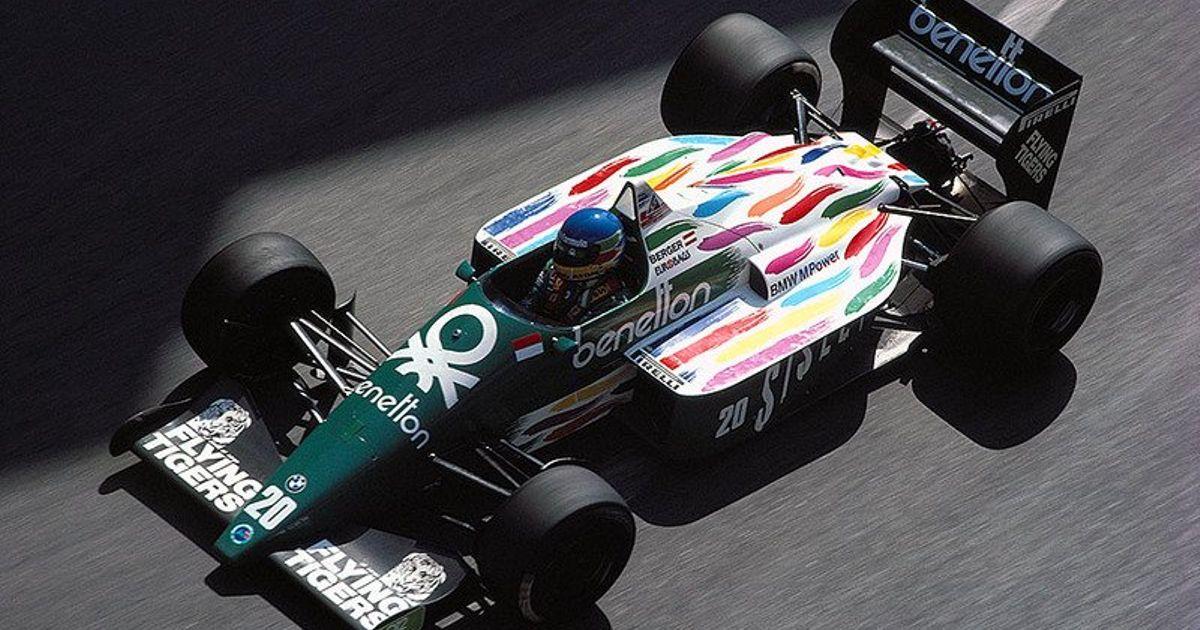 King Vagabond The Benetton F1 Team