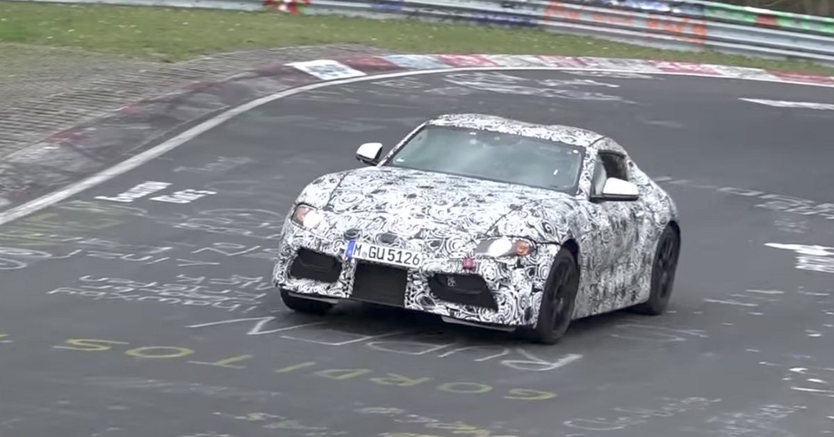 Don t Expect To See Toyota s New  Supra  Sports Car In Detroit