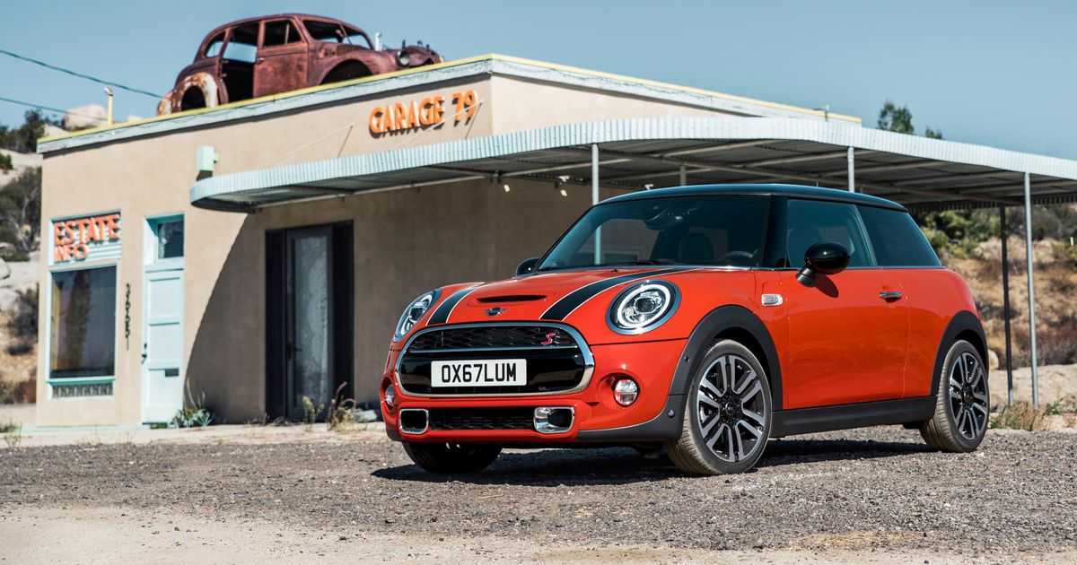 The New 189bhp Mini Cooper S Will Give You 543mpg Apparently