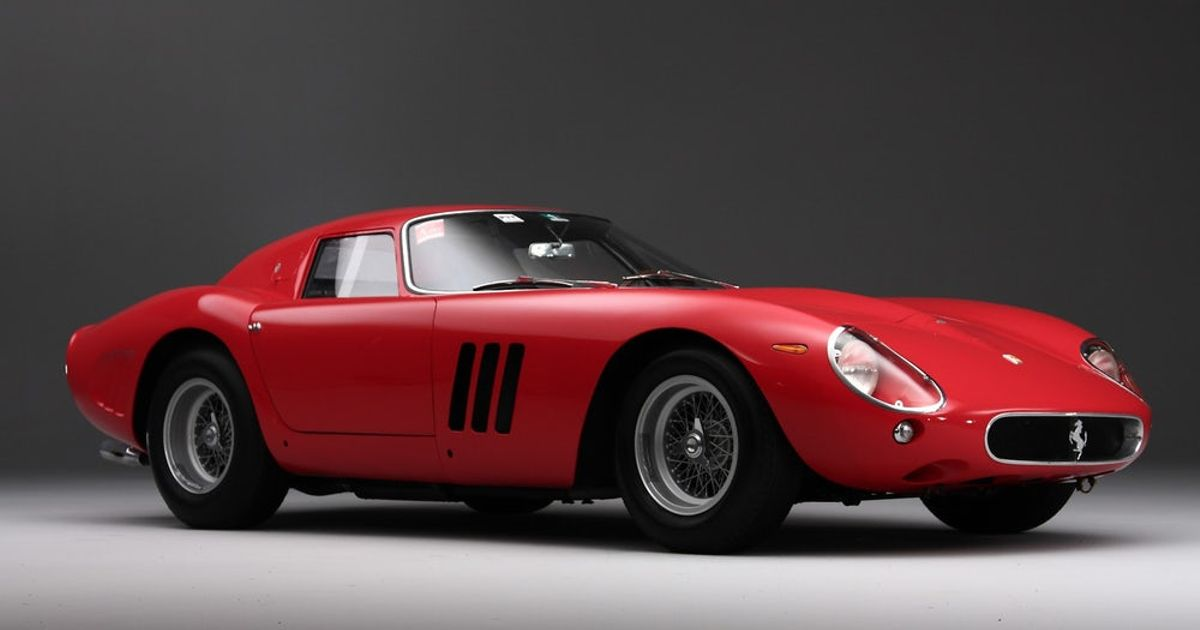 How Enzo Ferrari Almost Killed Off His Own Brand Because Of His Wife