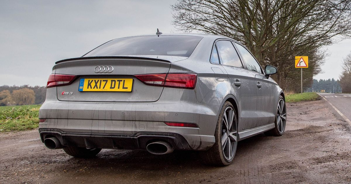 Things Ive Learned After Living With An Audi RS For A Month - Audi rs3