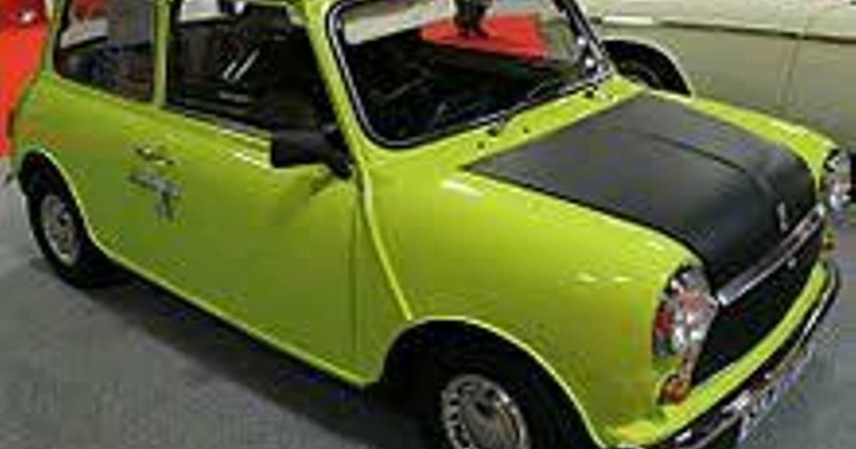 1977 British Leyland Mini 1000 Mark 4 Everyone Knows