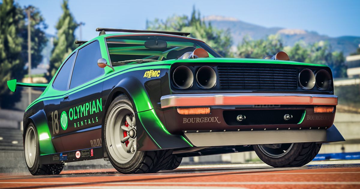 GTA Online's Newest Car Is An Homage To Japanese Coupes Of ...