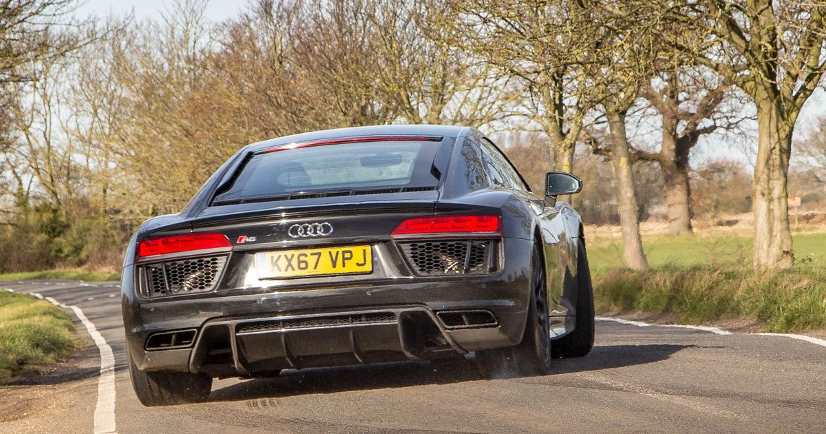 Audi R8 Rws Review The Best Of The Breed Leaves Us With A
