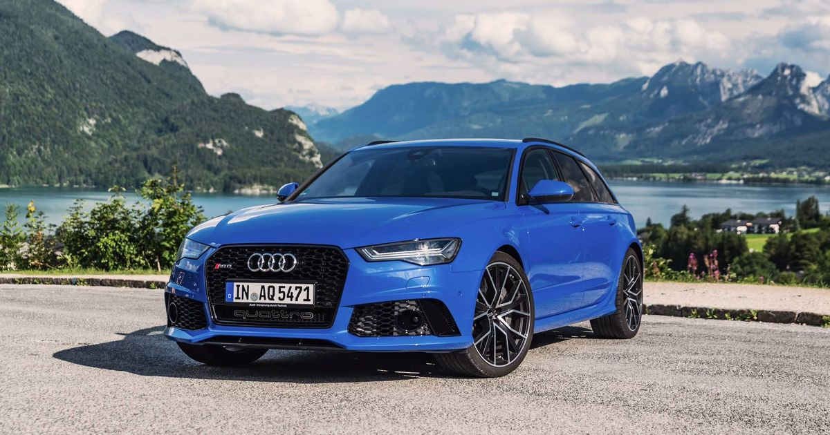 The Audi RS Nogaro Edition Is A Bhp Swan Song - Audi car song