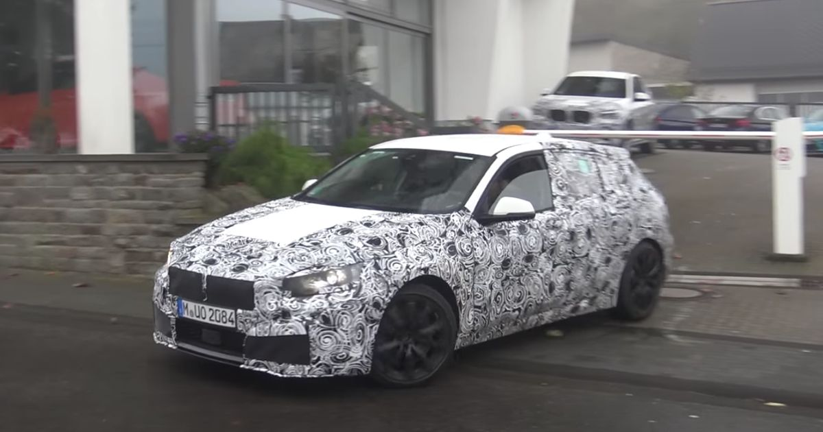 An AWD BMW 'M130iX' Is On The Way With 300bhp