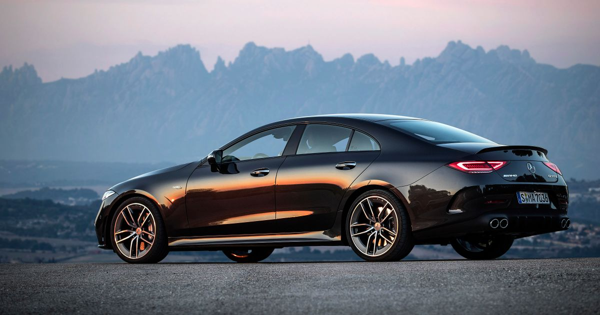 Mercedes Cls 53 Review Amazing Refinement But