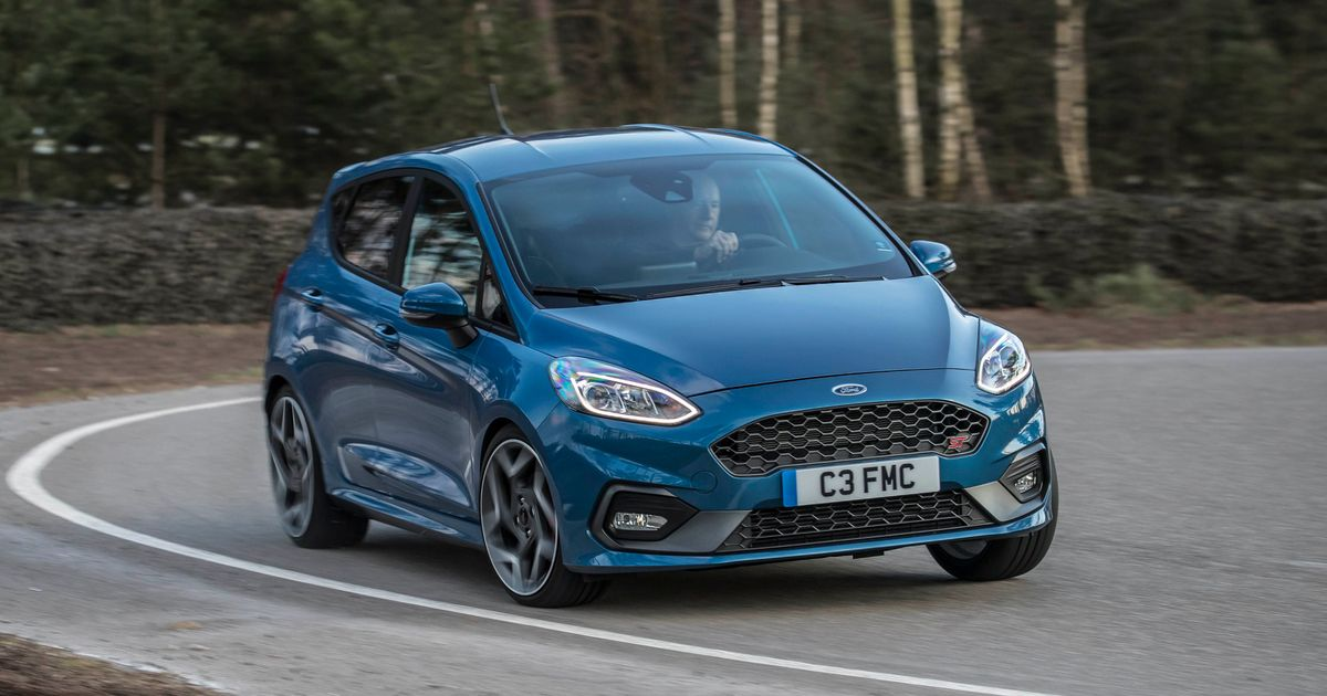 The New Ford Fiesta ST Has Launch Control And An Optional LSD