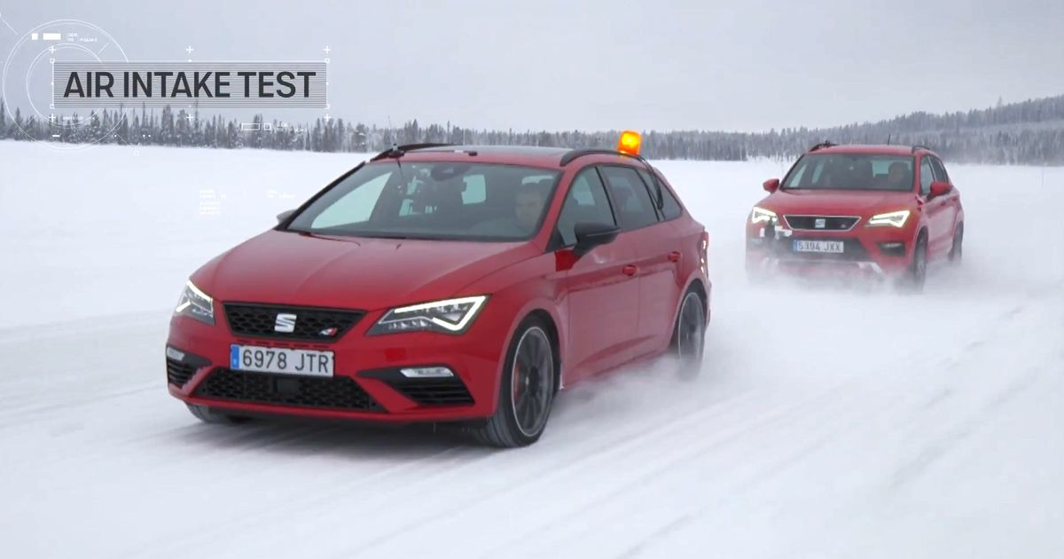 here s what arctic car testing is really like
