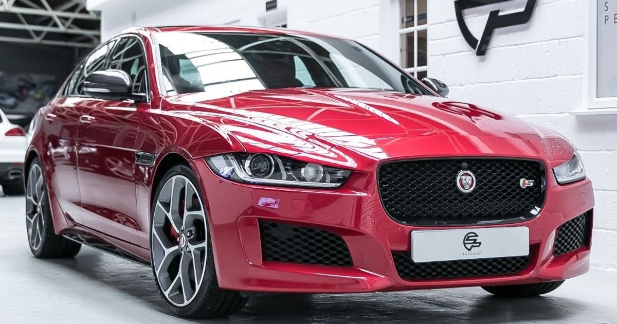 you can now buy a supercharged v6 jaguar xe s for under 25k. Black Bedroom Furniture Sets. Home Design Ideas