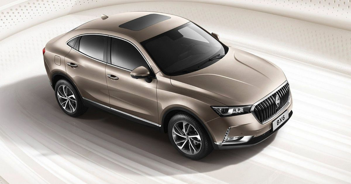 The Borgward BX6 Is The Unlikely SUV That Could Come To Europe
