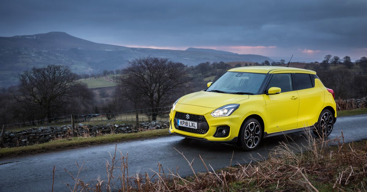 Suzuki Has Cut £1500 From The Swift Sport's Price - But Not For Long