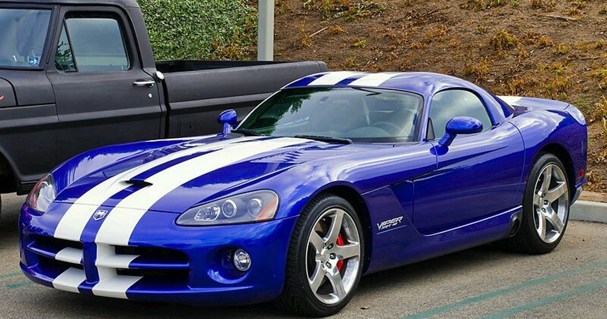 it has been leaked that a new dodge viper will be in