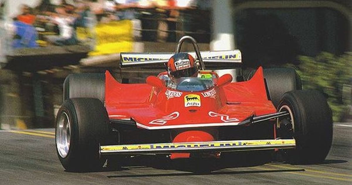 36 years ago today 1982 gilles villeneuve 32 died in a 140 mph 225 km h crash caused by a collision with the march of jochen mass during qualifying for the 1982 belgian grand prix at zolder 1982 gilles villeneuve 32