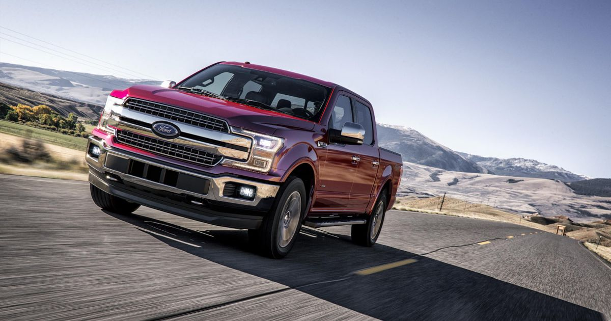 Ford Is Restarting F-150 Production After Flying Tools To England