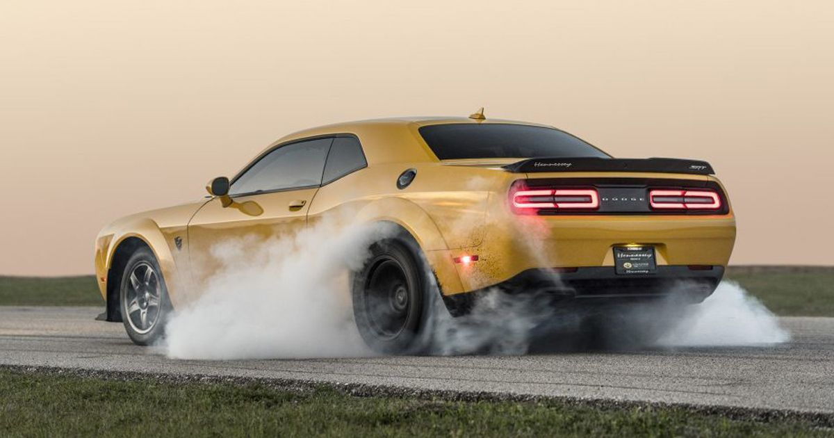 This 9-Second Hennessey Demon Will Stalk Your Nightmares