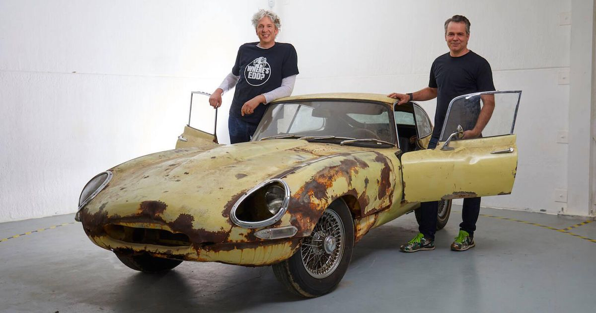 Edd China S New Restoration Tv Show Wants You To Get Involved