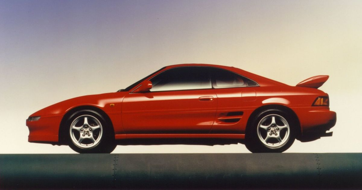 The MR2 And Celica Could Return In Toyota s Sports Car Offensive