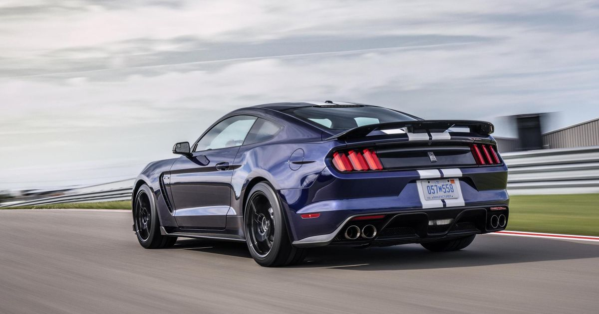 Here s What Ford Has Done To Make The Shelby GT350 More Badass