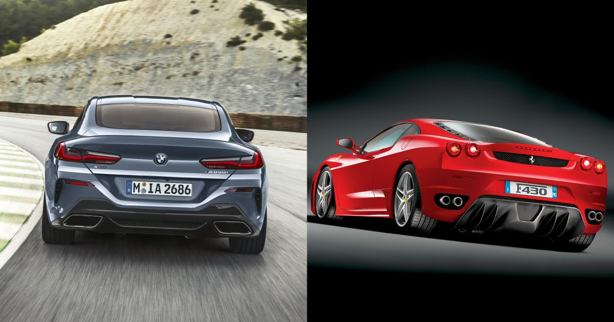 8 Cars The BMW M850i Can Beat To 0-62mph