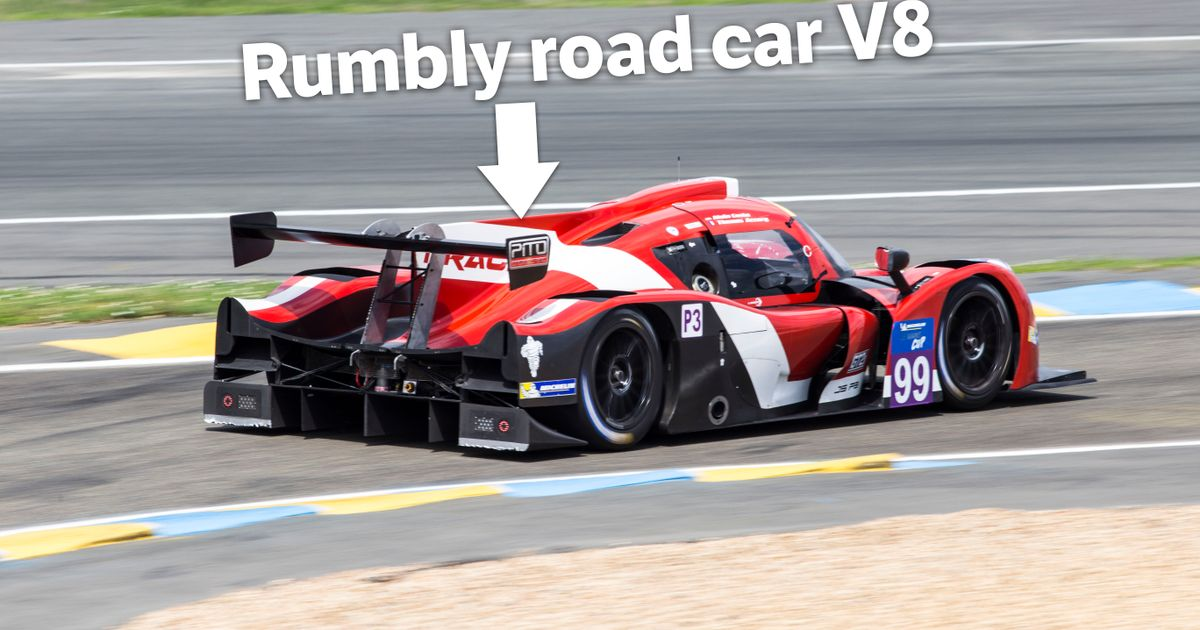 The Best-Sounding Prototypes At Le Mans Don't Take Part In The Race