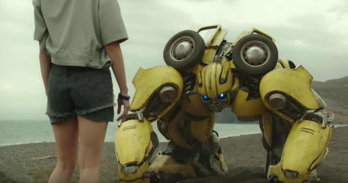 The First Full Trailer For The Bumblebee Movie Is Here