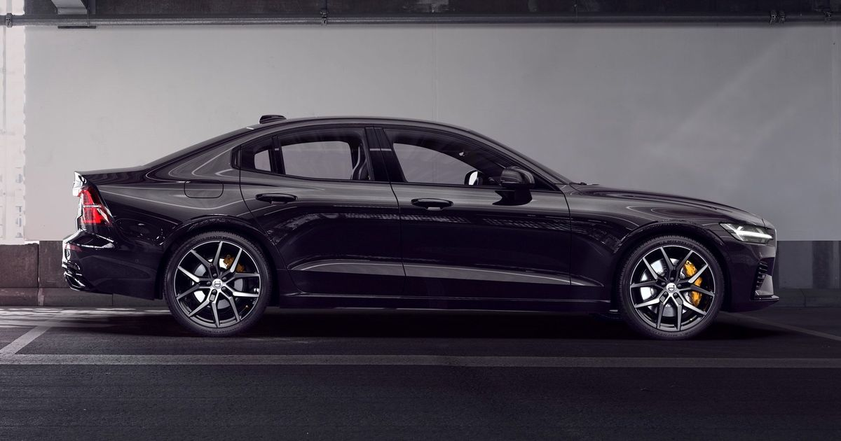 The New Volvo S60 Polestar Engineered Is A Boot Away From Perfection