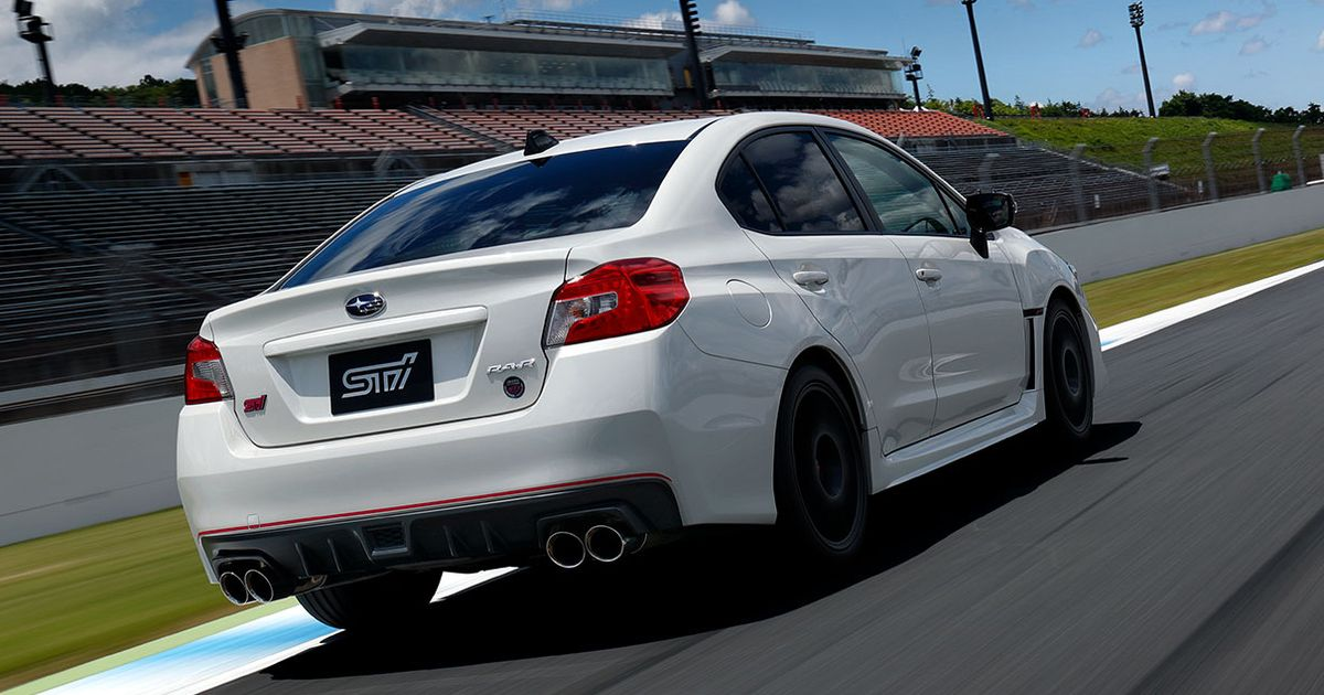 623d61efa5dbc To celebrate 30 years of Subaru Tecnica International the company has  launched a more powerful and lighter new flagship WRX STI… but will cap  numbers at 500