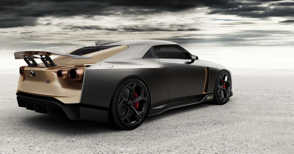 7 Of The Most Awesome Nissan Gt R Special Editions