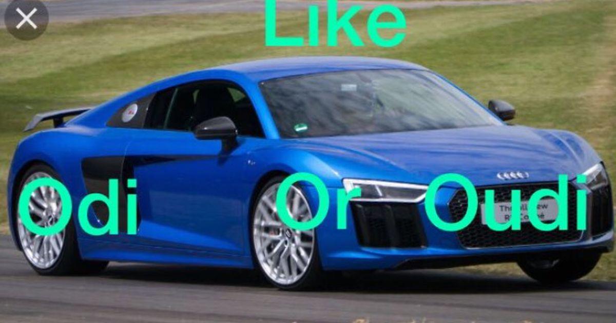 How To Pronounce Audi >> How Do You Pronounce Audi