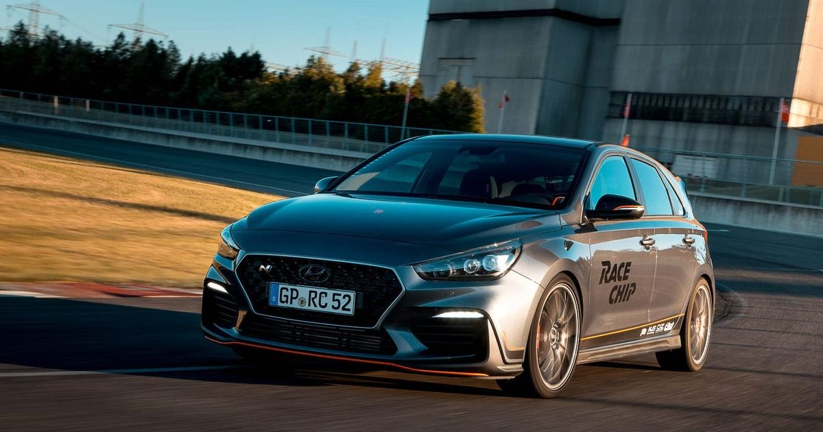 You Can Now Tweak Your Hyundai i30 N to 316bhp And 386lb ft