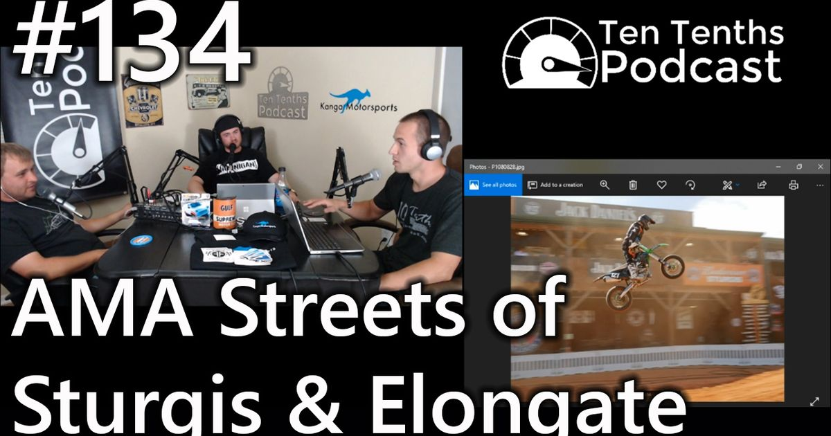 Episode 134 Ama Streets Of Sturgis And Elongate