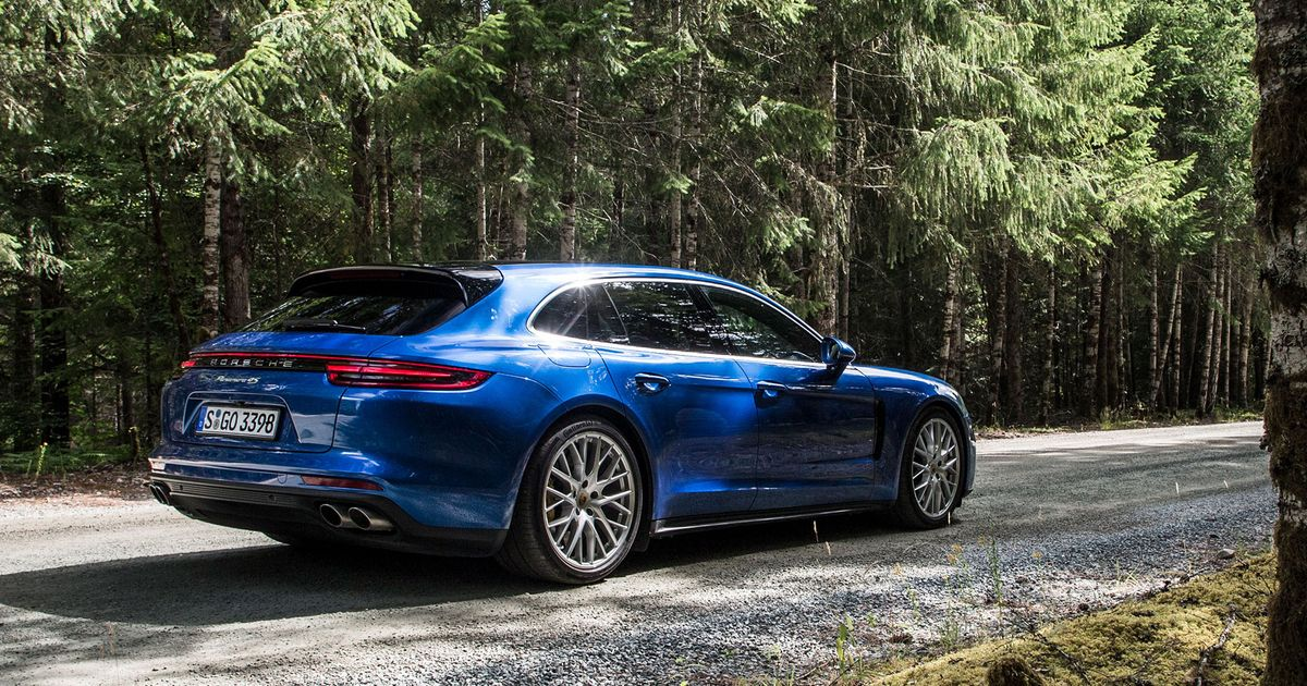 Porsche Is Officially Ditching Diesel For Good