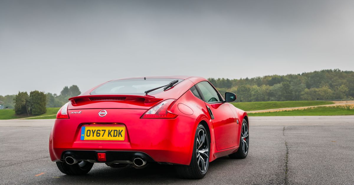 f512ca44ed6 A 370Z Replacement Is Being Worked On, Senior Nissan Figure Confirms ...