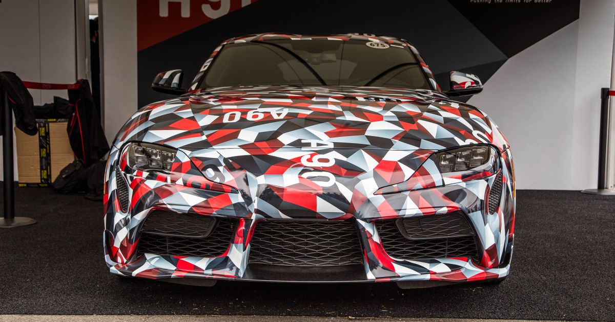 Engineers Behind The Toyota Supra Haven t Spoken To BMW In Four Years