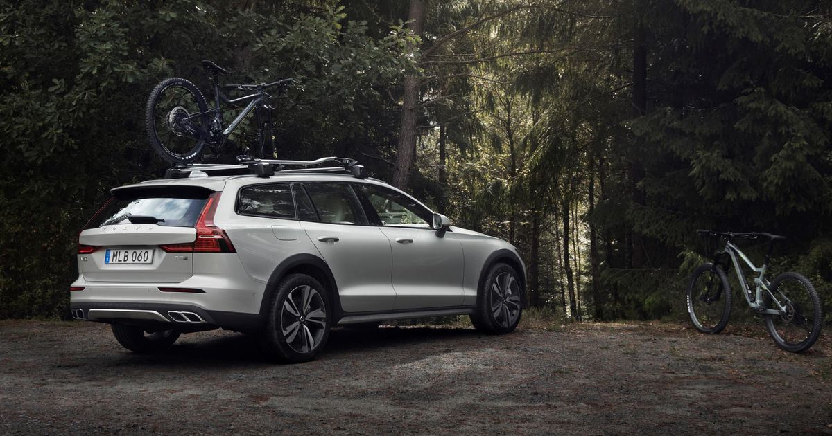 A Volvo Estate With Off Road Tech Is Our Kind Of Swedish Cool