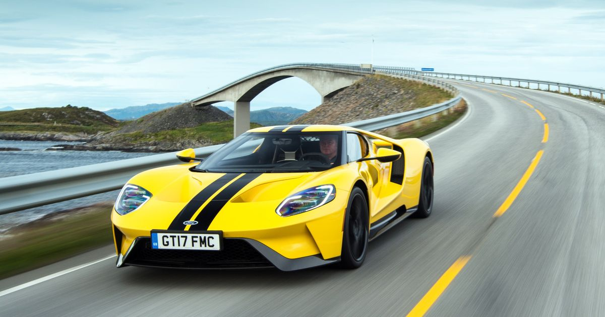 Vast Majority Of Ford GTs Recalled Due To Possible Fire Risk