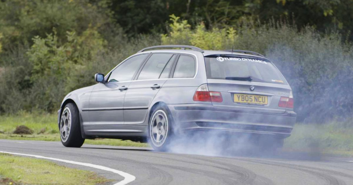 how we made a bmw e46 330d touring quicker than an e92 m3. Black Bedroom Furniture Sets. Home Design Ideas