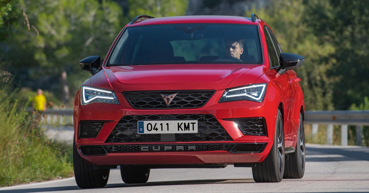 Cupra Ateca Review: Capable Golf R Guts And Questionable Branding
