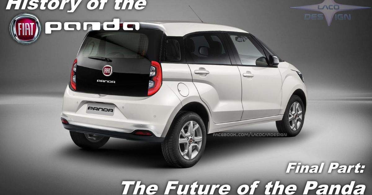 History of the Fiat Panda - Final Part: The Future of the ...