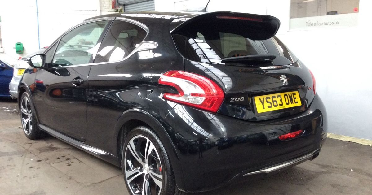 The Sub-£7000 Peugeot 208 GTI Is The Affordable Hot Hatch You Didn t Consider